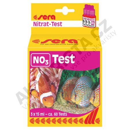 Sera Test NO3 Nitrát (dusičnany)