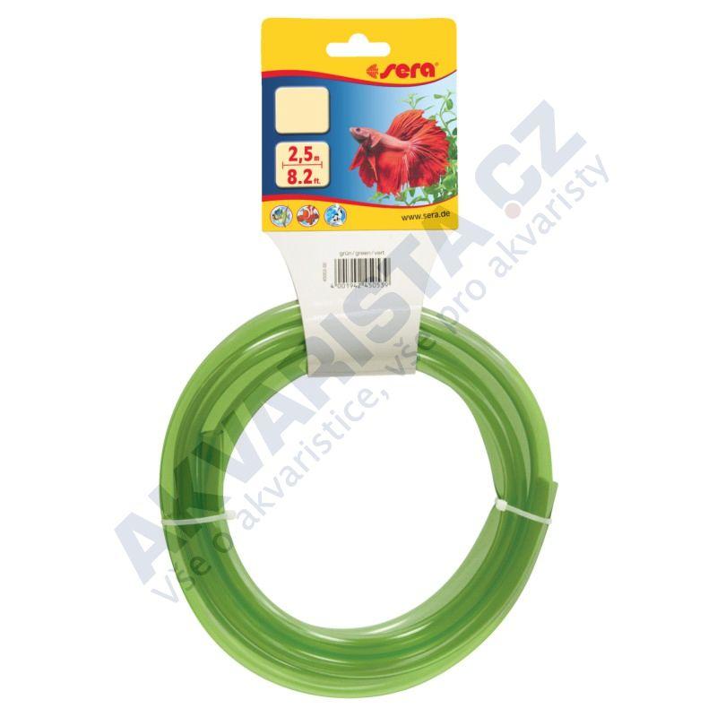 Sera Hadice 9/12 mm zelená 2,5 metru