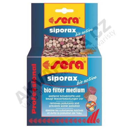 Sera Siporax Bio active 210 g