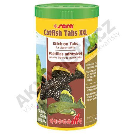 Sera Wels Tabs (Catfish) XXL 1000 ml