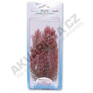 TetraPlantastics Plastová rostlina Red Foxtail 23cm