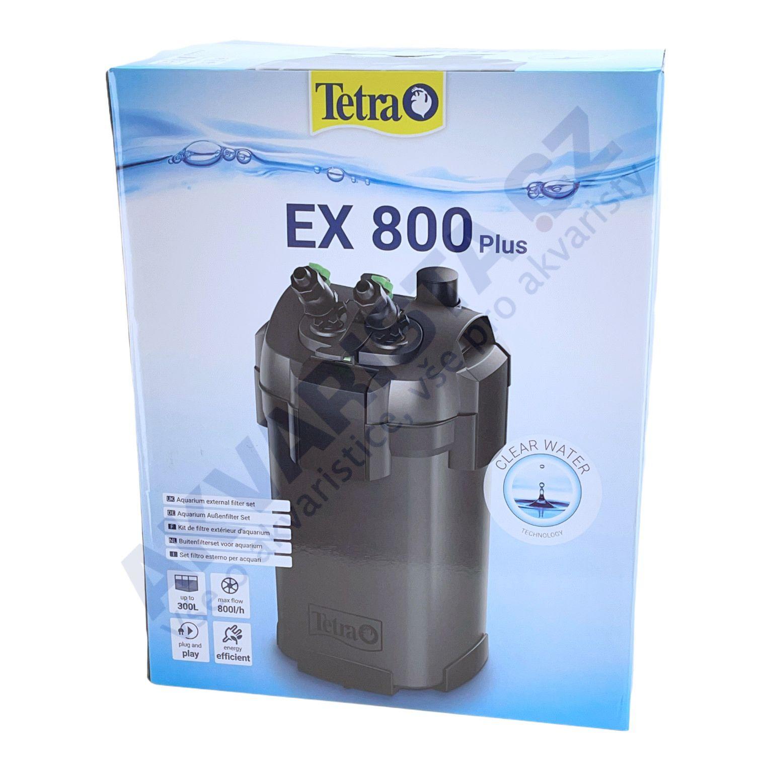 TetraTec EX 800 plus vnější filtr