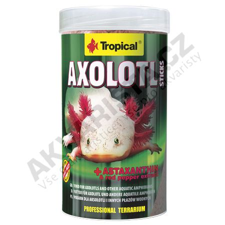 Tropical Axolotl sticks 250 ml