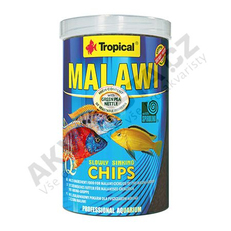 Tropical Malawi chips 1000 ml