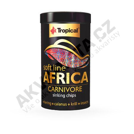 Tropical AFRICA Carnivore Soft Line 100 ml