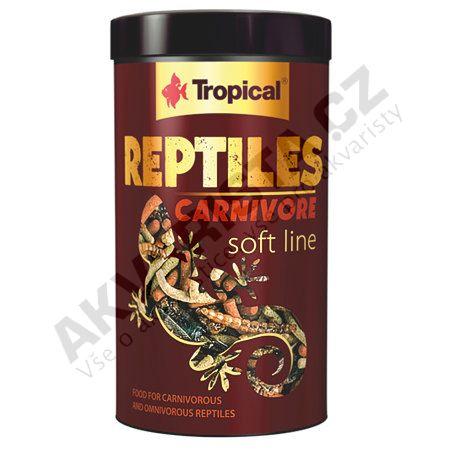 Tropical Reptiles Carnivore Soft Line 250 ml